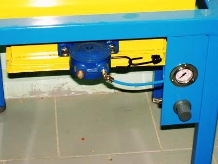 Фото механизма вибрационного сита