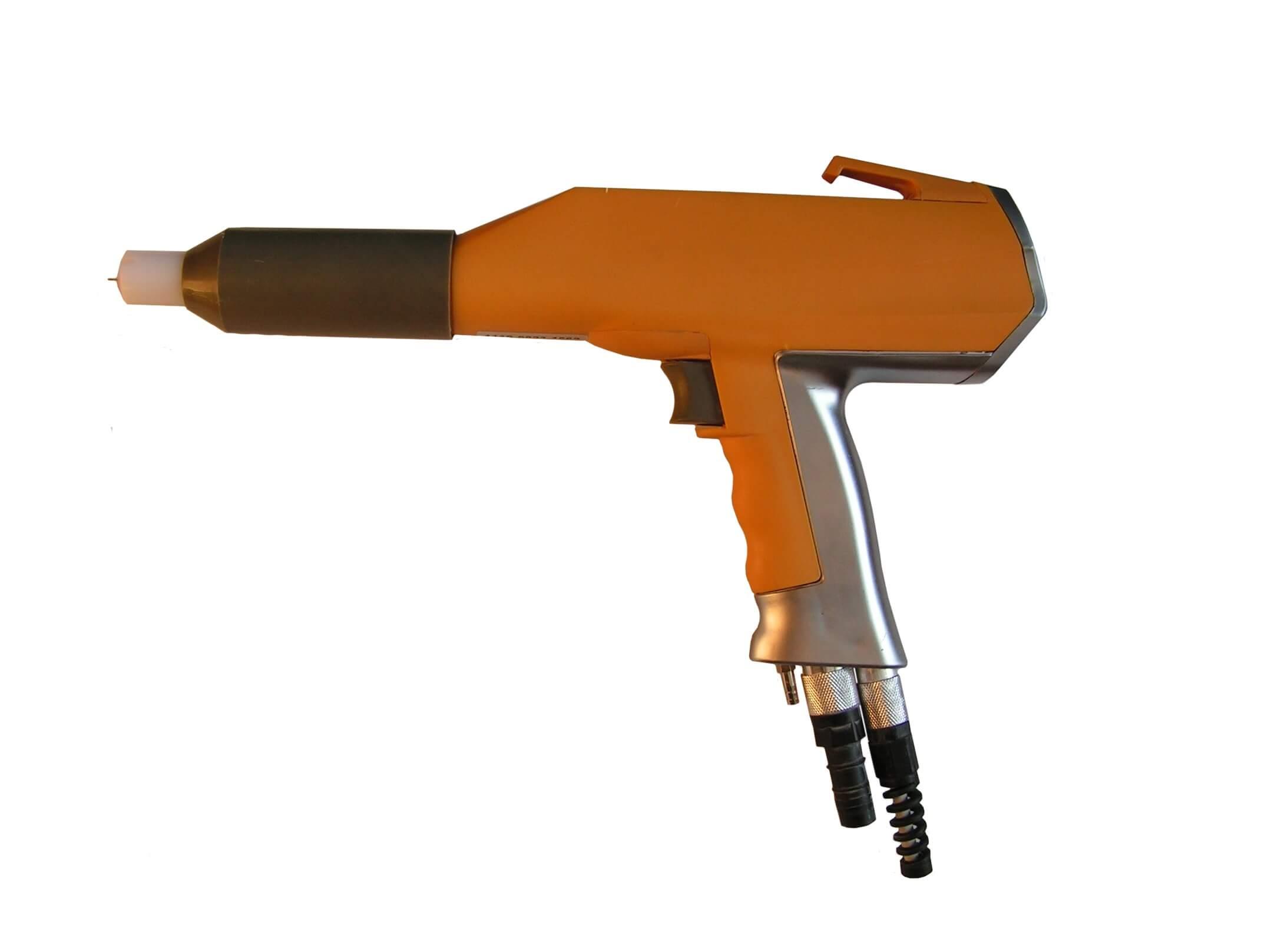 Электростатический пистолет порошковой окраски
